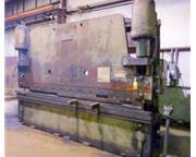 300 Ton, Pacific # K300-14 , hydraulic, 14' OA, tonnage control valve, 30 HP, 1980, #6779P