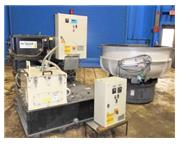 24 cu.ft. Rosler # R620EC , Vibratory Deburring Machine Bowl Type, 1500 RPM, 2008, #8269P