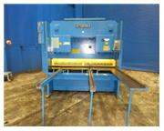 """1/2"""" x 6' Betenbender # 6-500 , hydraulic shear, FOPBG, sq.arm, 20 HP, 13 SPM, #8080P"""
