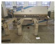 """1/4"""" x 10' Wysong & Miles # H-2510 , hydraulic, PC-100 program front & rear gauging,"""