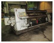 "10' x 5/8"" Pullmax # PV7H/911 Kumla, hydraulic, 13-5/8"" diameter roll, hydraulic"
