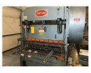 40 Ton, Heim # S2-40 , straight side double crank press, serial #H-3668, #6932P
