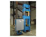 110 Ton, Beckwood # 4PDA110F2424 , 4-post hyd powder compaction press, 2002, #6679P