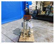 "5 Ton, Alva Allen # BT-5 , OBI punch press, 1-1/4"" stroke, 7"" SH, 280 SPM, 1/2 H"