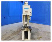 "35 Ton, Abex Denison Multipress # FW2L-3515M , hyd C-frame press, 15"" stroke, 24"""