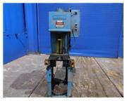 """6 Ton, Denison Multipress # WR06 , hydraulic C-frame press, 12"""" stroke, 16"""" DL,"""
