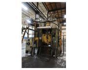 """1000 Ton, Erie # 1000 , hydraulic straight side press, 8"""" str, 24"""" DL, 42"""""""