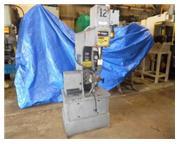 "6 Ton, Haeger # HPC-6 , insertion press, 8"" stroke, 18"" throat, 1 HP, #8087P"
