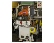 "25 Ton, Yoder # P-25 , open thrt cut-off press, 2-1/4"" str, 6"" SH, A/C, 75 SPM,"