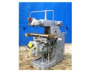 Kearney & Trecker # 205S-12 , horiz.mill w/vertical independant motorized overarm, #6595P