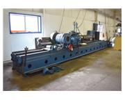 "7"" x 212"" Hanchett # AK-212C , traveling knife grinder, coolant sys, 7-1/2 HP, #"