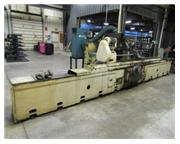 "10"" x 120"" Landis # CH-PLAIN , cylindrical grinder, Newell DP DRO, (2) 6"" c"