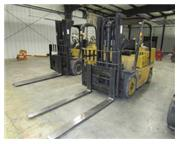 15000 lb. Caterpillar # T150D , forklift, propane, side shift, auto transmission, #7941PC