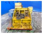 "Pontiac , portable boring mill-drill, 6"" spindle diameter, 30 HP, #40 taper, #7244P"