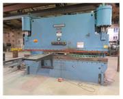 """350 Ton, Niagara # HBM-350-12-14 , CNC 2-Axis Hydraulic, 14' OA, 12'6"""" BH, 40 HP, 199"""