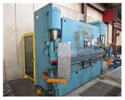 """175 Ton, Niagara # HBM-175-10-12 , CNC 2-Axis hyd brake, 12' OA, 126"""" BH, '93, #7959P"""