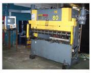 60 Ton, Haco # ERM2060 , hydraulic, 5' OA, Haco BC55 graphics 3-Axis BG, lite cur., 2000,
