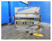 "100 Ton, Wysong & Miles #THS-100-120, hydraulic press brake, 10' OA, 8'6"" BH, #6718P"