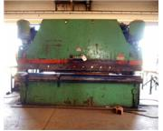 "225 Ton, Pacific # J225-14 , hydraulic brake press, 14' OA, 149-1/2"" BH, #6472P"