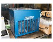 40 cfm, 250 psi, Pioneer # R75A , refrigerated air dryer, 1/2 HP, 1996, #8160XJVHP
