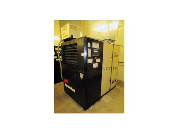 426 cfm, 150 psi, Ingersoll-Rand # IRN100H-OF , 100 HP, sound enclosure, #8311XJVHP