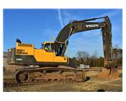 2012 VOLVO EC300DL W/ PLUMBING ON STICK & CAB W/ A/C & HEAT - E6999