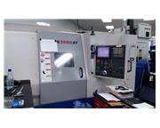 2004 Daewoo PUMA 2000SY CNC Turning Center With Live Tooling, Y-Axis and Su