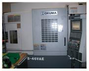 2005 Okuma MB-46VAE CNC Vertical Machining Center