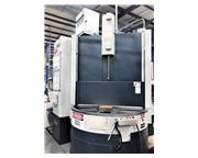 YOU JI CY-550H+APC CNC Vertical Turning Center W/Automatic Pallet Changer