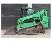 2013 BOBCAT T750 W/ CAB W A/C & HEAT - 7031