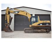2005 CATERPILLAR 322CL W/MANUAL THUMB & CAB W/ A/C & HEAT - W7020