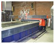 BYSTRONIC Byjet 3015 5' x 10' CNC Dual Head Water Jet Cutting Syste