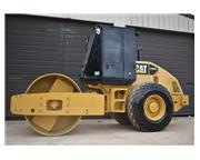 2010 CATERPILLAR CS-533E E6989