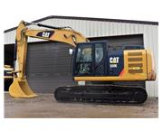2013 CATERPILLAR 320EL CAB W A/C & HEAT - W7006