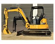 2016 CATERPILLAR 305E2CR MINI EXCAVATOR - W7027