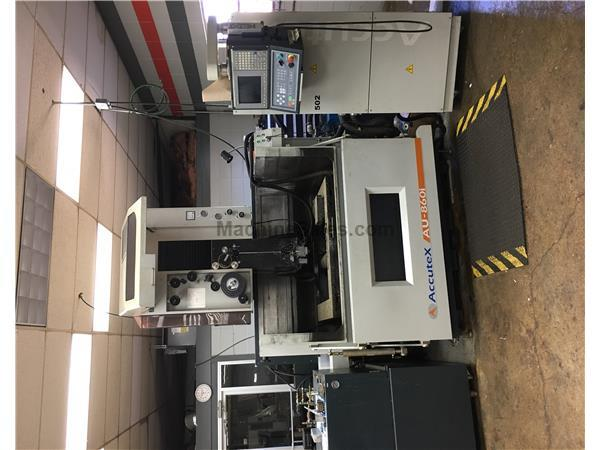 Accutex AU860i Wire Cut EDM