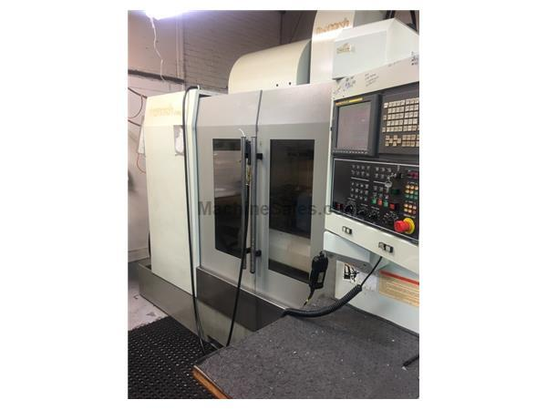 Monarch VMC40 w/ Nikken 5th Axis