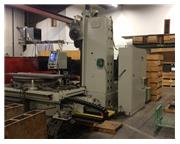 Lucas 542B84 CNC HBM w/rotary table*