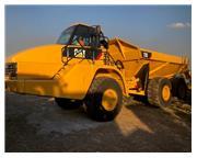 2003 CATERPILLAR 735 6X6 35 TON CAB W/ A/C & HEAT - E7045
