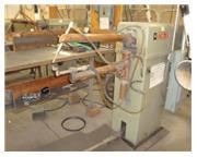 """50 KVA Acme # 2-24-30 , rocker arm spot welder, 24"""" thrt, 10"""" gap, foot pedal, 2"""