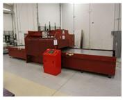 "Dual Platen Welder, Geaf # 50-KW-RF , High Frequency Bridge Type, 50 KW, 60"" x 107&qu"