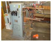 "30 KVA Acme # 2-24-30 , rocker arm spot welder, 24"" thrt, 6"" gap, Entron EN1000,"