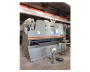 250 Ton, Accurpress , hydraulic, 10' OA, ETS 3000 CNC, 2-Axis BG, like new condition, 1998