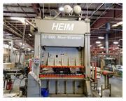 200 Ton Heim S2-200 Maxi-Stamper Press