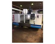 Fadal 6030 HT  Vertical Machining Center MFG 12 /2005 DELIVERED IN 2006
