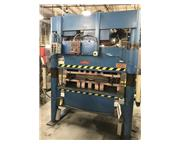 1997 100 ton Beckwood 4-Post Hydraulic Press
