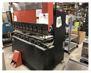 55 ton Amada Press Brake, NC9-EXII CNC, backgauge, dual foot pedal