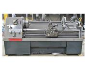 """17""""X60"""" CLAUSING COLCHESTER MODEL 8051, GEARED HEAD, STRAIGHT BED"""