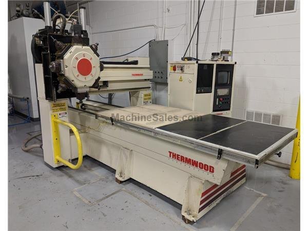 2001 Thermwood C40 CNC Router