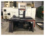 "10"" x 9"" Marvel #V-10A2 Vertical Band Saw, hydr vise, tilt, shut"